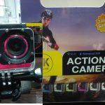 Action 4K Camera – كاميرا
