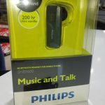 Philips Bluetooth Headset – سماعة بلوتوث ماركة فيليبس