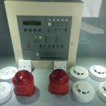 Gas & Fire Alarm System – منظومة انذار حريق و غاز