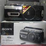 Sony tape recorder with usb – مسجل شريط و فلاش ميموري