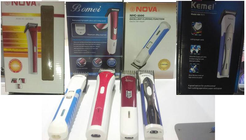 Hair clippers – ماكينات حلاقه شحن